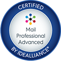 Certified Mail Professional Advanced