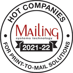 Mailing Systems Technology 2020-2021